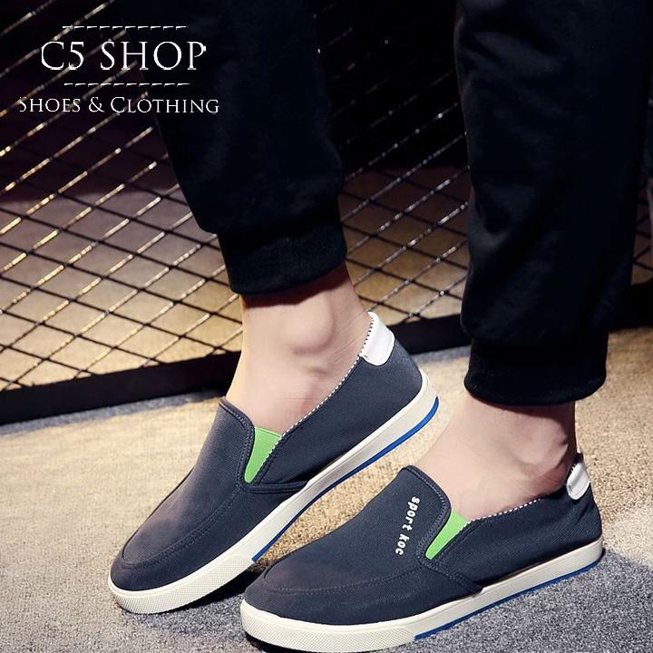SC 283 - Giày lười Hàn Quốc cá tính cực HOT 3