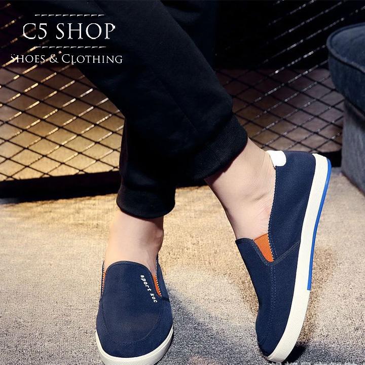 SC 283 - Giày lười Hàn Quốc cá tính cực HOT 10