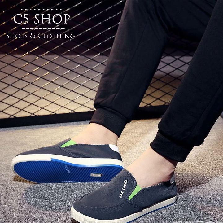SC 283 - Giày lười Hàn Quốc cá tính cực HOT 4