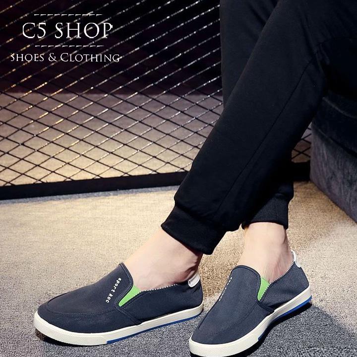 SC 283 - Giày lười Hàn Quốc cá tính cực HOT 6