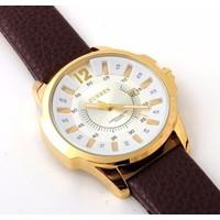 Đồng hồ nam cao cấp dây da Curren 8123