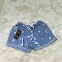 Quần short jean nữ - QS41