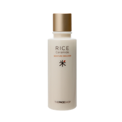 Sữa dưỡng da Rice ceramide moisture emulsion The face shop