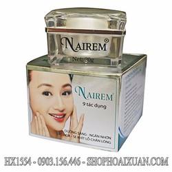Kem chống lão hóa dưỡng sáng da ngăn nhờn NAIREM 9 tác dụng - HX1554
