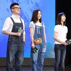 quần jeans yếm dài cá tính - Mã: QD802