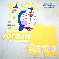 Bộ Doraemon cho bé từ 10 - 26 kg