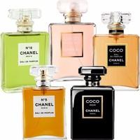 Set 5 chai Chanel coco 5 màu cho bạn thay đổi từng ngày