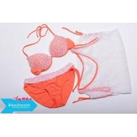 BikiniStoreVn:: Bikini kèm áo lưới dài