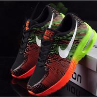 Giày thể thao Nike nữ đổ màu cá tính TT019D