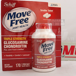 Viên uống trị đau khớp từ mỹ Move Free Advanced Total Joint Health
