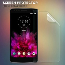 Combo 5 miếng dán màn hình 3 lớp cho LG GFlex 2, F510 hiệu Itop