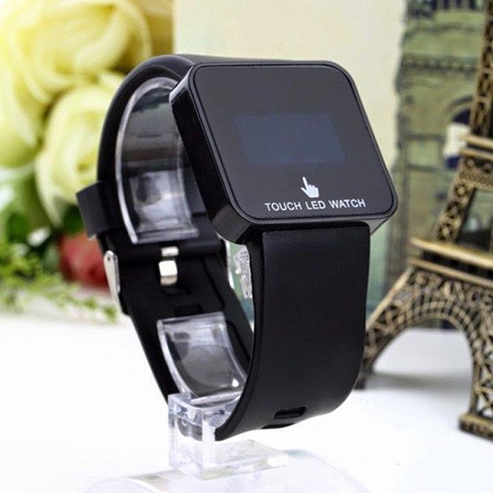 đồng hồ led cảm ứng chông nước 1