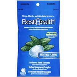 Kẹo Ngậm Trị Ho Best Health