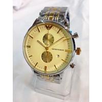 Đồng hồ nam Armani giá rẻ AR0389G-SG