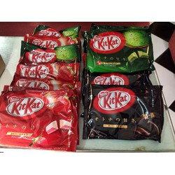 Bánh KitKat Nhật Bản