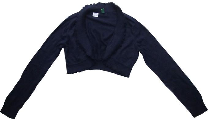 Áo khoác len lửng Benetton cho bé gái 1-12T 3