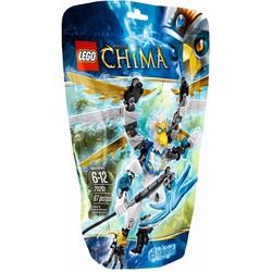 Bộ lắp ráp Chiến binh CHI Eris - Lego Legends of Chima 70201 CHI Eris