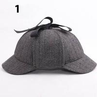 Mũ Sherlock Holmes