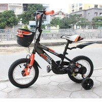 Xe đạp trẻ em Sport màu cam sai 12