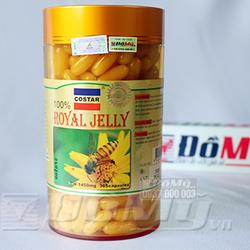 Sữa ong chúa chống lão hóa Costar của Úc, hộp 365 viên