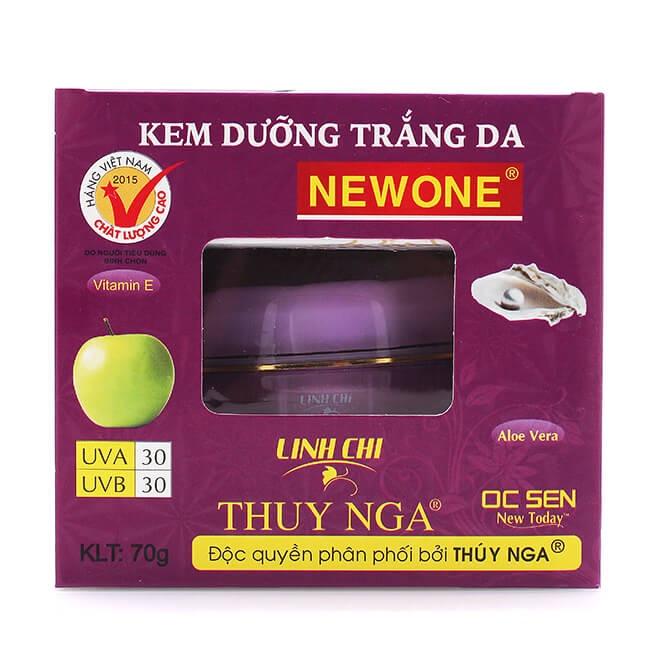 Kem dưỡng trắng da toàn thân Linh Chi - Ốc Sên New Today 4