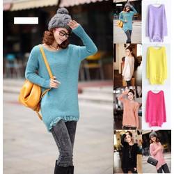 Áo len nữ sành điệu và cá tính - Mã MM80356