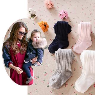 Vớ quần vặn thừng cho bé 0-12 tháng, 2-3 tuổi, Quần tất cho bé gái, quần tất trẻ em quần tất bé trai - QT10 thumbnail