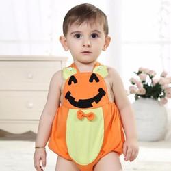 Bộ đồ bodysuit hình thú ngộ nghĩnh cho bé dtt07056