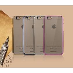 Ốp lưng iphone 5S viền vàng, Meephone Noble thời trang