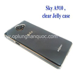 Ốp lưng trong suốt SKY A910, SILICON
