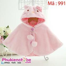 Áo Choàng Hello Kitty 991