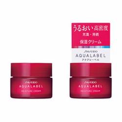 Kem Shiseido Aqualabel Moisture đỏ