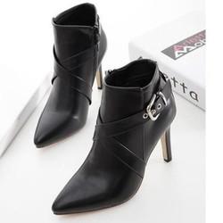 Boot nữ cao cấp , mẫu mã mới nhất mùa thu đông năm nay - HB 22