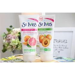 Sữa Rửa Mặt Tẩy Tế Bào Chết StIves APRICOT SCRUB