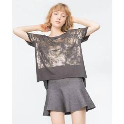 Áo T-shirt Zara new in cực trẻ trung