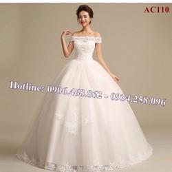 Áo cưới Cao Cấp AC110