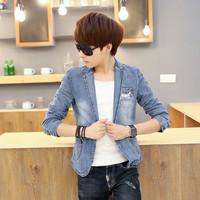 Áo vest Jeans phong cách Hàn Quốc, hàng nhập khẩu - Mã số: AV1502