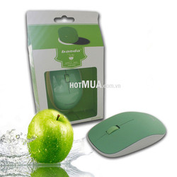 Chuột Không Dây Banda BD500 - Mouse wireless chính hãng