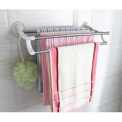 Kệ hít treo đồ nhà tắm