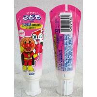 Kem đánh răng Lion vị dâu cho bé - Nhật Bản