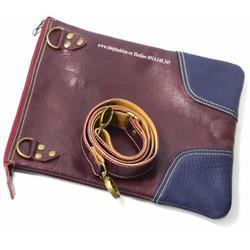 Túi Đeo da Ipad thời trang Handmade TI00011