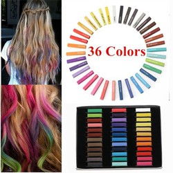 Set phấn nhuộm tóc 36 màu