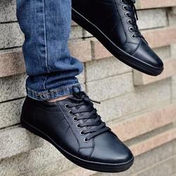 Giày da mềm, trẻ trung, năng động