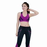 Bộ đồ tập Yoga Aerobics vải 4 chiều