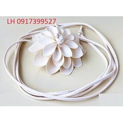 THắt lưng dây nịt nữ thời trang Hàng Nhập L12157