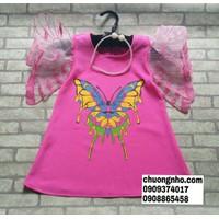 áo thun cánh bướm