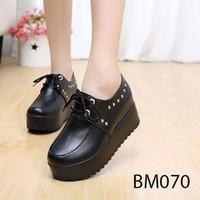 BM070T - Giày Bánh Mì Thời Trang