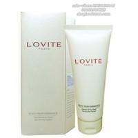 Sữa tắm trắng hương nước hoa LOVITE - HX1543
