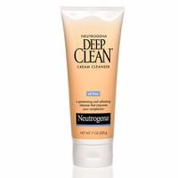 Sữa Rửa Mặt Làm Sạch Sâu Neutrogena Deep Clean Cream Cleanser