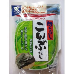 Hạt nêm tảo bẹ Ajinomoto 144gr